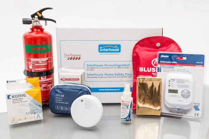 Interhouse huisveiligpakket