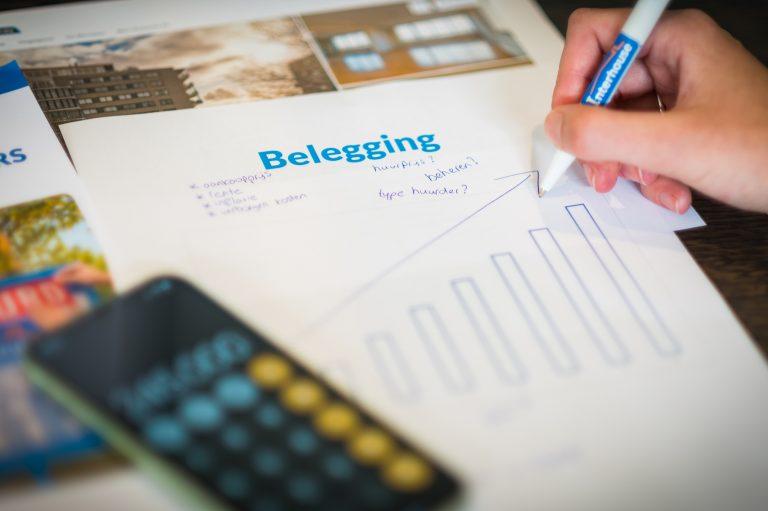 Berekening belegging